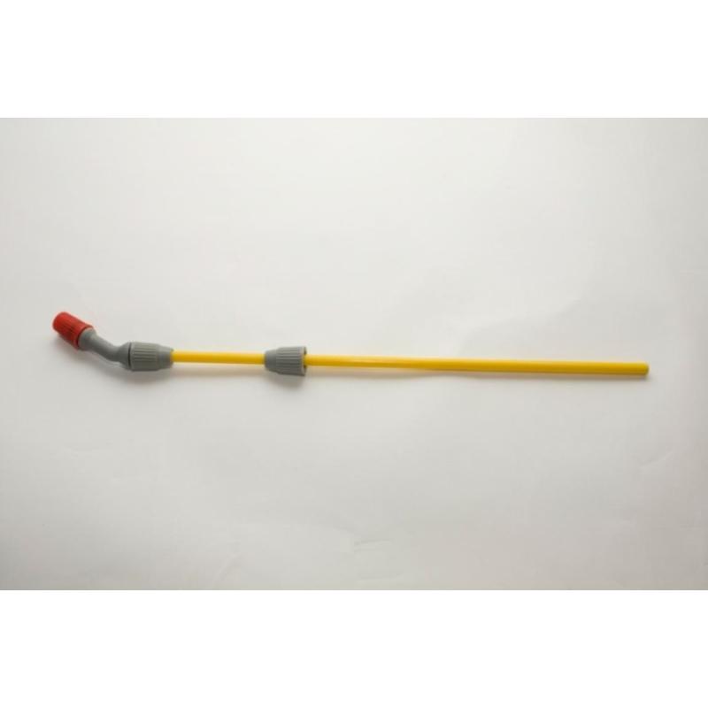 Kézi permetező szár műanyag szórófejjel 5-8 literes permetezőkhöz